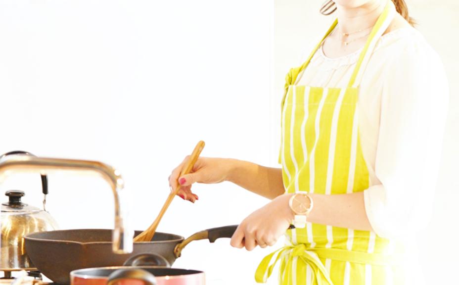 調理師さんの写真
